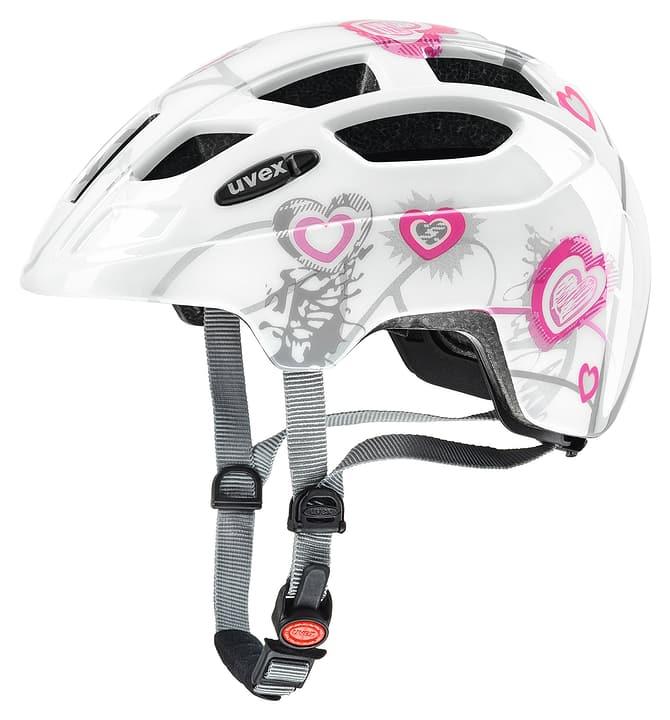 Finale Jr. Jugend-Fahrradhelm Uvex 462967951029 Farbe pink Grösse 51-55 Bild Nr. 1