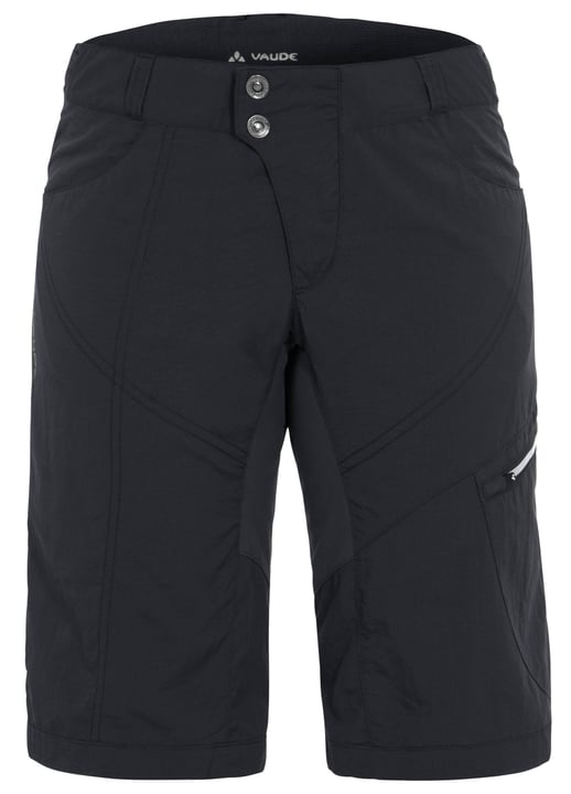 Women's Tamaro Shorts Damen-Bike-Shorts Vaude 461352304420 Farbe schwarz Grösse 44 Bild-Nr. 1