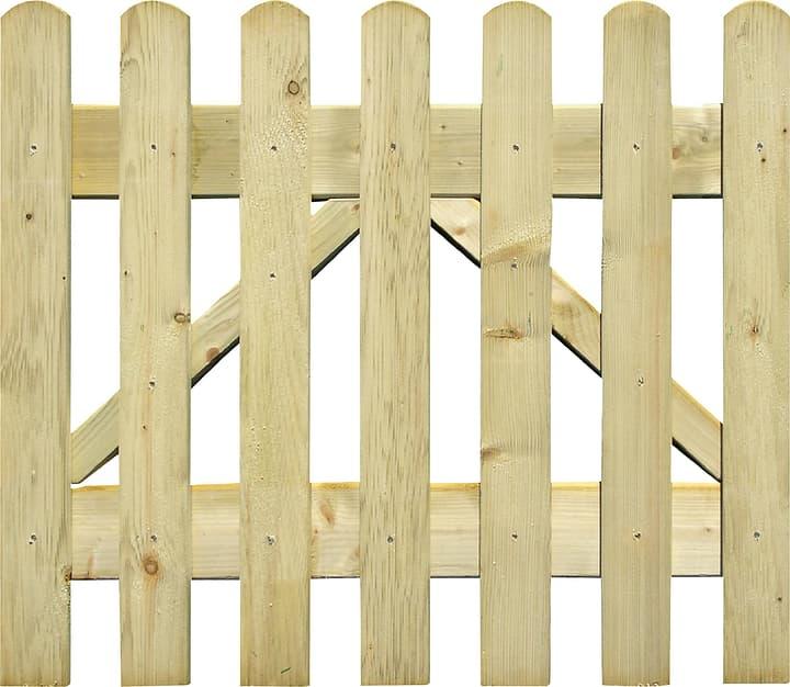 Portillon pour clôture à lattes 647009400000 Photo no. 1