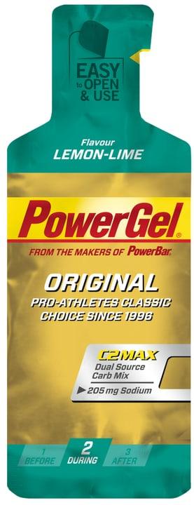 Gel Lemon Lime Gel Powerbar 471987300100 Geschmack Citron Bild-Nr. 1
