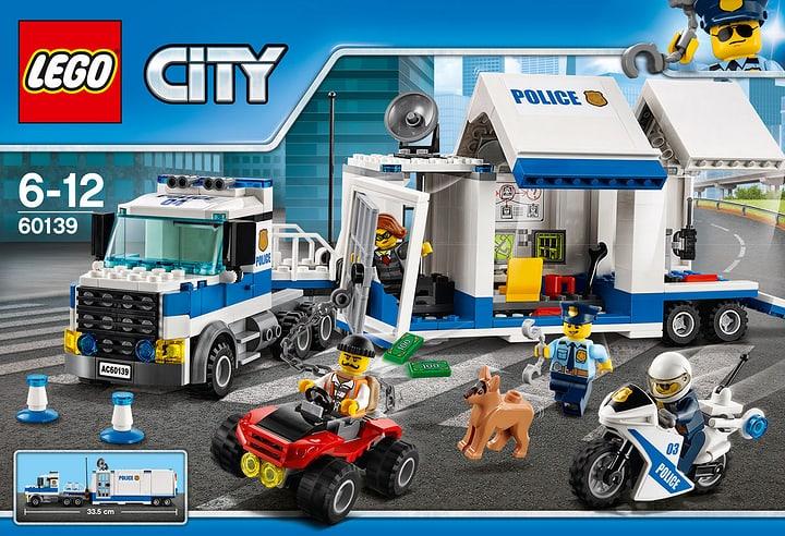 Lego City Le poste de commandement mobile 60139 748852100000 Photo no. 1