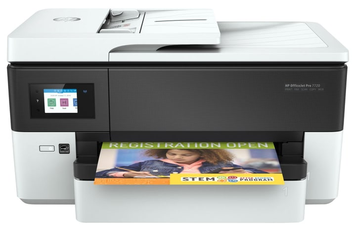 OfficeJet Pro 7720 AiO A3 Imprimante / scanner / copieur / télécopie HP 797279000000 Photo no. 1