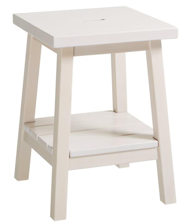 LUDO Table de chevet HASENA 403531885002 Dimensions L: 40.0 cm x P: 40.0 cm x H: 55.0 cm Couleur Hêtre blanc Photo no. 1