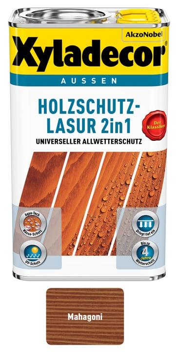 Velatura protettiva per legno Mogano 750 ml XYLADECOR 661775800000 Colore Mogano Contenuto 750.0 ml N. figura 1