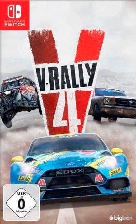 NSW - V-Rally 4 Box 785300137667 Photo no. 1