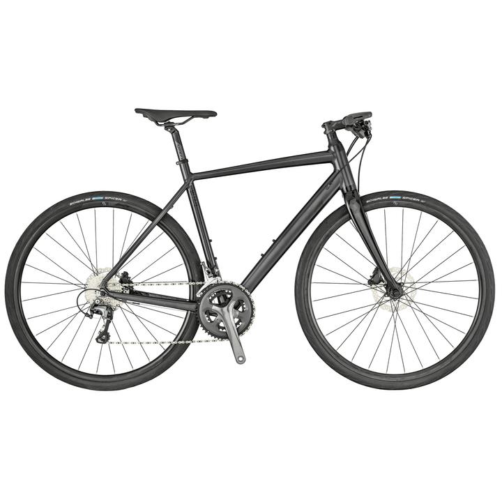 Metrix 20 Citybike Scott 463349900320 Rahmengrösse S Farbe schwarz Bild Nr. 1