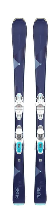Pure Joy inkl Joy 9 GW Damen All Mountain Ski inkl. Bindung Head 464307416340 Farbe blau Länge 163 Bild-Nr. 1