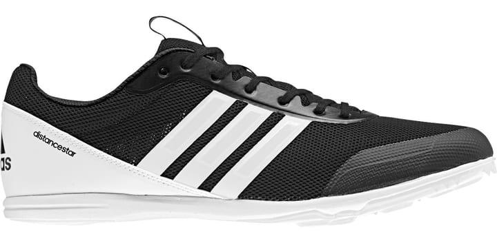 Distancestar Chaussures de course pour homme Adidas 463219347020 Couleur noir Taille 47 Photo no. 1