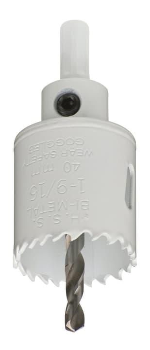 Seghe a tazza bimetallo HSS 40 mm kwb 616224700000 N. figura 1