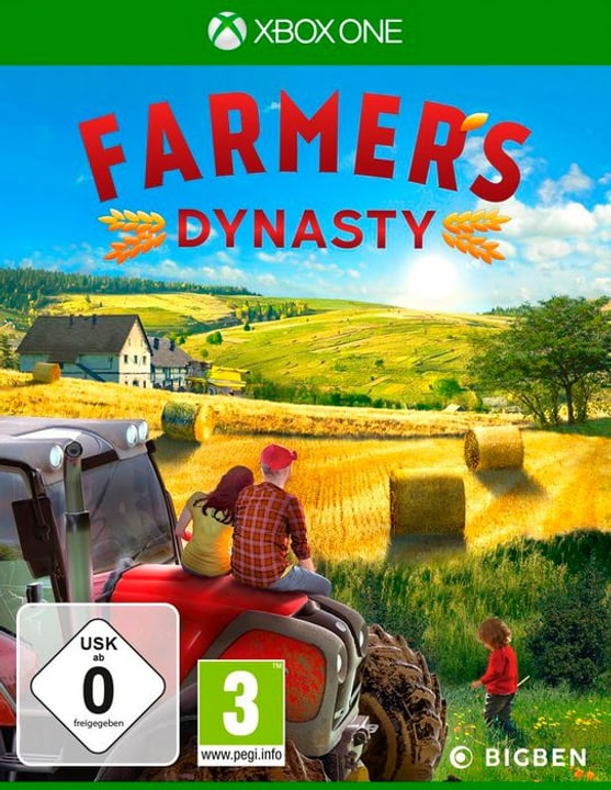 Xbox One - Famer's Dynasty D/F Box 785300138855 Bild Nr. 1