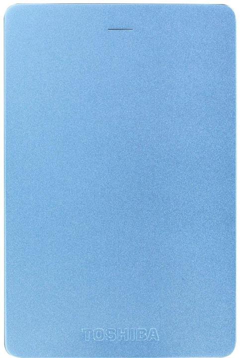 HDD Canvio Alu3S 2TB mettalic blue Disque Dur Externe HDD Toshiba 785300126420 Photo no. 1