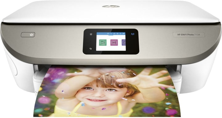 ENVY Photo 7134 AiO Stampante Multifunzione HP 785300132470 N. figura 1