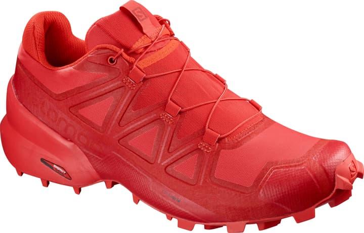 Speedcross 5 Herren-Runningschuh Salomon 492829642530 Farbe rot Grösse 42.5 Bild-Nr. 1