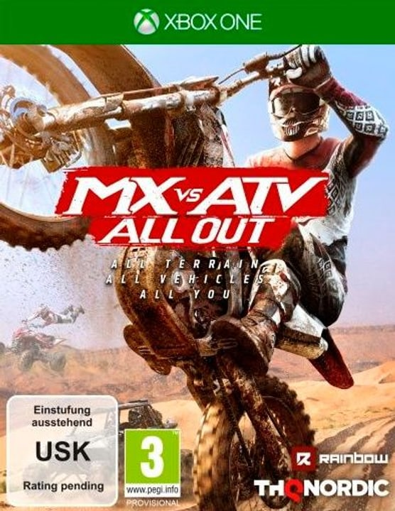 Xbox One - MX vs. ATV All Out F Physisch (Box) 785300131999 Bild Nr. 1