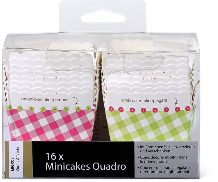 Minicakes Quadro Cucina & Tavola 704918800000 N. figura 1