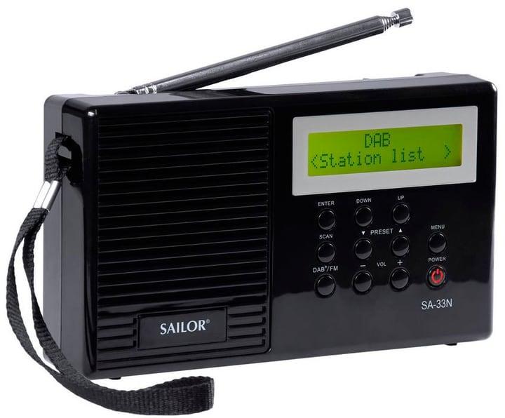 SA-33N Radio DAB/DAB+ FM RDS Sailor 785300130715 N. figura 1