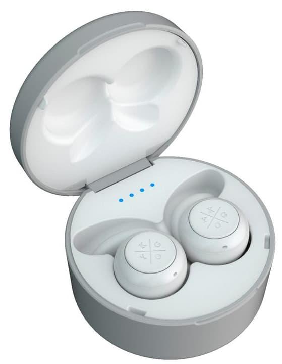 E7/900 True Wireless - Blanc Casque In-Ear KYGO 785300143284 Photo no. 1