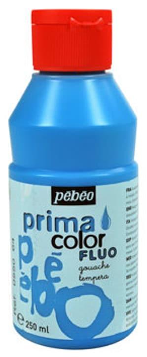 Primacolor Fluo Pebeo 663719600000 Farbe Blau Bild Nr. 1