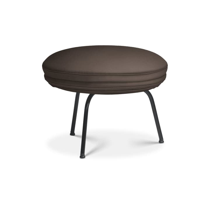 SAPO Pouffe Edition Interio 360441008073 Dimensioni L: 55.0 cm x P: 55.0 cm x A: 42.0 cm Colore Marrone scuro N. figura 1