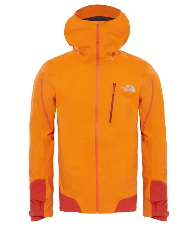 Shinpuru Herren-Trekkingjacke The North Face 462713400334 Farbe orange Grösse S Bild-Nr. 1