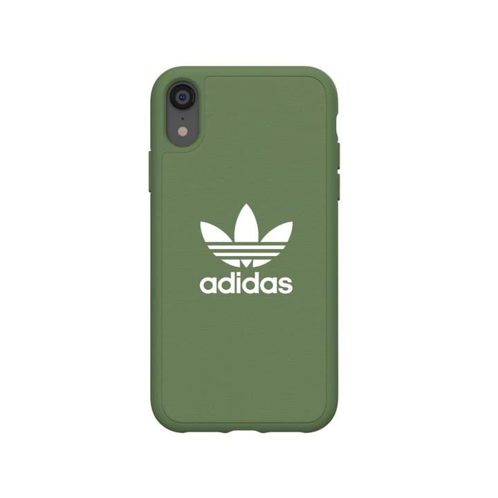 Moulded Case CANVAS verde scuro Custodia Adidas Originals 785300139780 N. figura 1