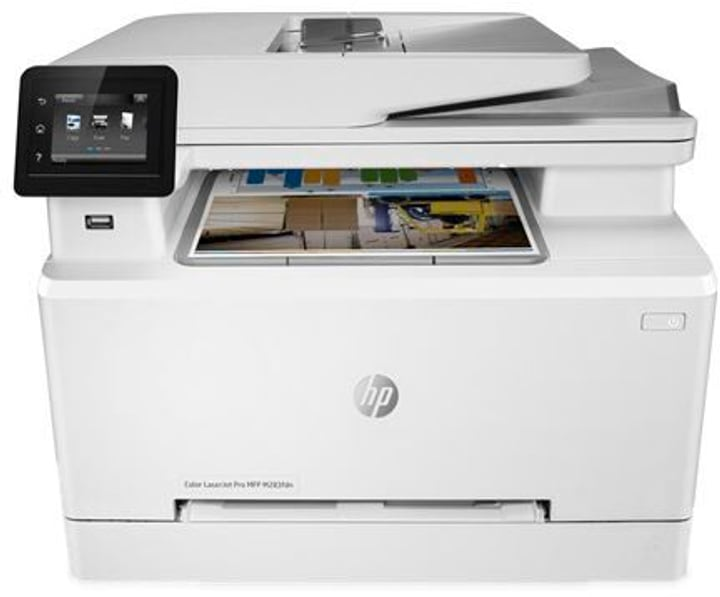 Color LaserJet Pro MFP M283fdn Multifunktionsdrucker HP 785300151262 Bild Nr. 1