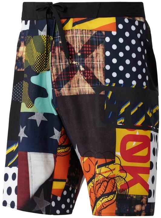 BS1521 Short pour homme Reebok 460989100393 Couleur multicolore Taille S Photo no. 1