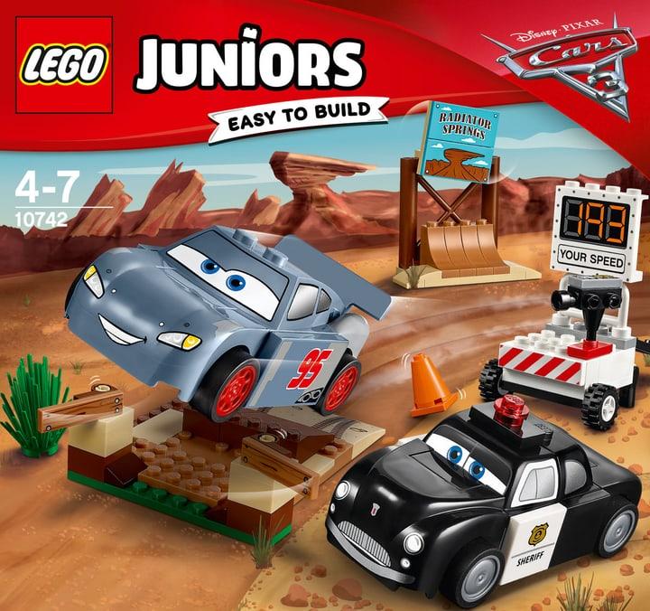 LEGO Juniors Test di velocità a Picco Willy 10742 748846300000 N. figura 1