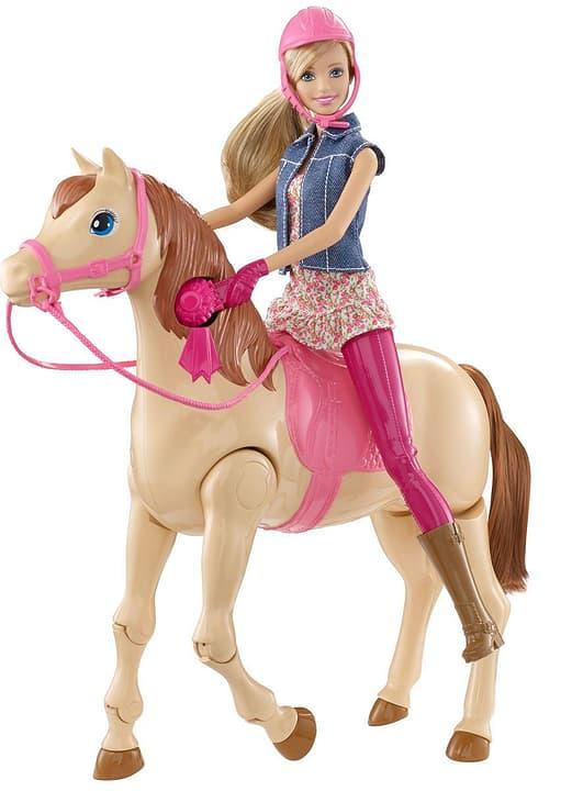 Reitpferd und Puppe Barbie 74792640000015 Bild Nr. 1