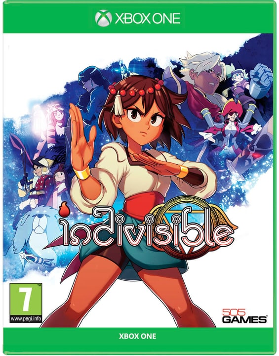 Xbox One - Indivisible D Box 785300144475 N. figura 1