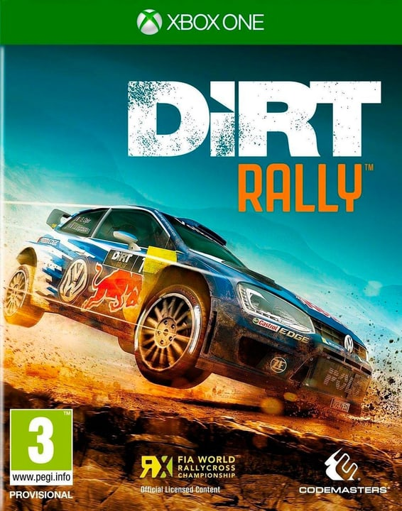 Xbox One - DiRT Rally 785300120814