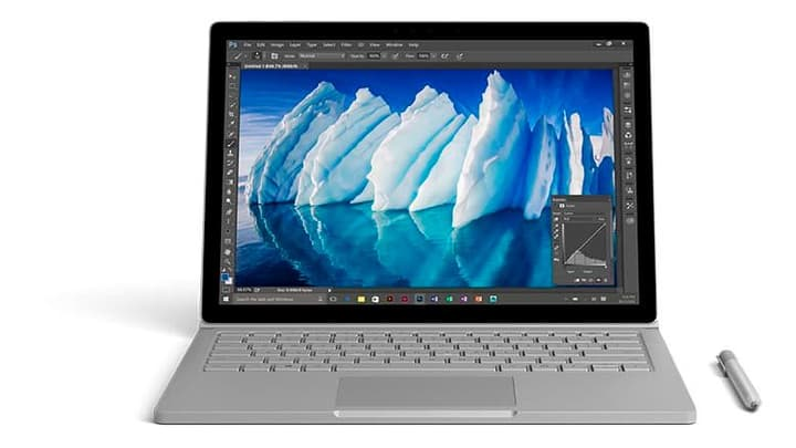 New Surface Book Performance Base 1TB i7 16GB 2GB GPU Microsoft 785300125269 Photo no. 1