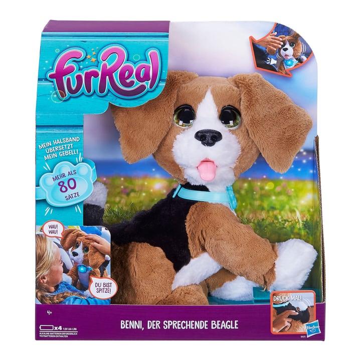 FurReal Friends Benni, der sprechende Beagle (D) 746761090000 N. figura 1