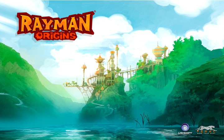 Mac - Rayman Origins Download (ESD) 785300134090 N. figura 1