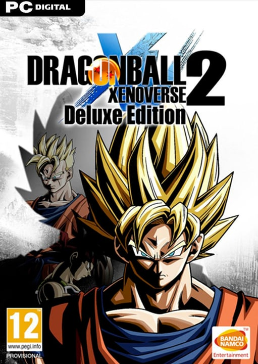 PC - Dragonball: Xenoverse 2 - Deluxe Edition - D/F/I Download (ESD) 785300134390 N. figura 1