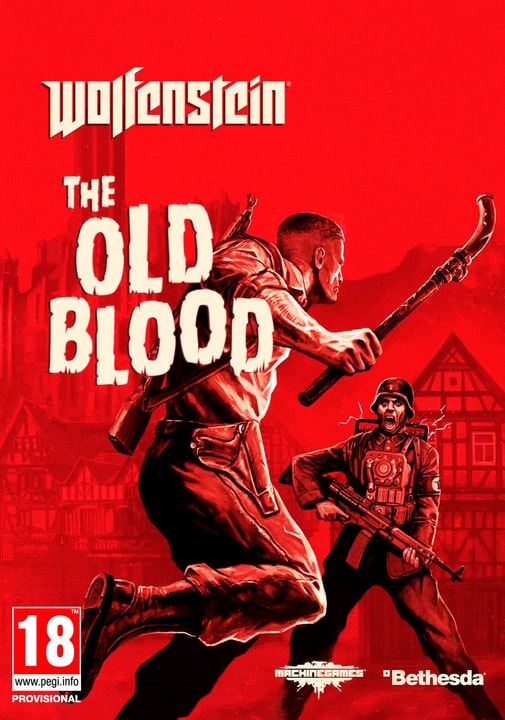 PC - Wolfenstein: The Old Blood Digital (ESD) 785300133793 Bild Nr. 1
