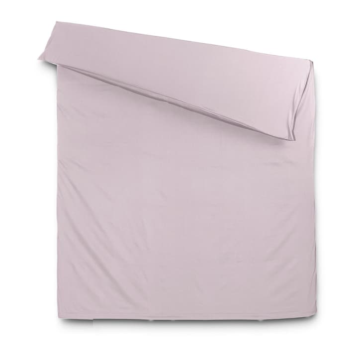 KOS Satin-Duvetbezug 376026570205 Farbe Rosa Grösse L: 210.0 cm x B: 200.0 cm Bild Nr. 1