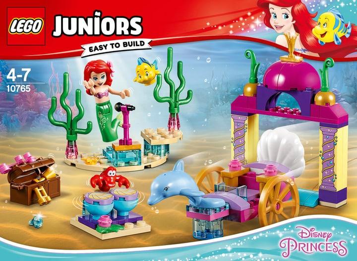 Lego Juniors Le concert sous-marin d'Ariel 10765 748882200000 Photo no. 1