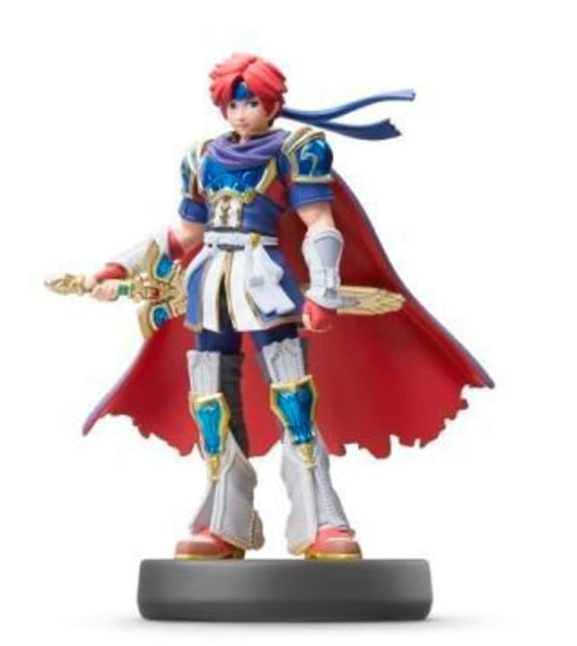 amiibo Super Smash Bros. Character - Roy Box 785300141325 N. figura 1