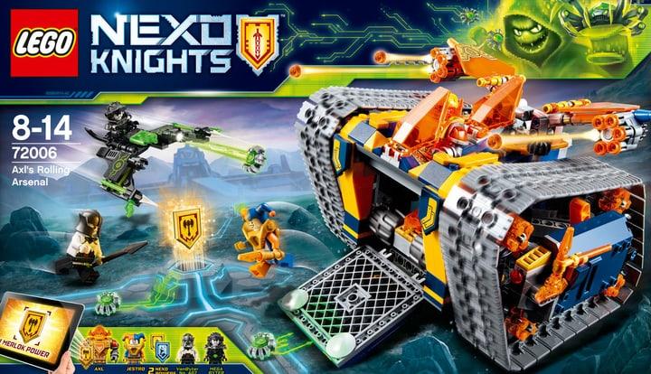 Lego Nexo Knights 72006 748870600000 Bild Nr. 1
