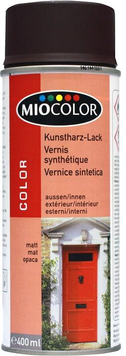 Vernice spray a base di resina sintetica opaco Miocolor 660814600000 N. figura 1