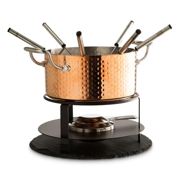 FONDUE Set per fondue di carne color rame da 9 pezzi 393150200000 N. figura 1