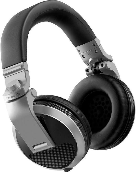 HDJ-X5 - Argent Casque Over-Ear Pioneer DJ 785300133162 Photo no. 1