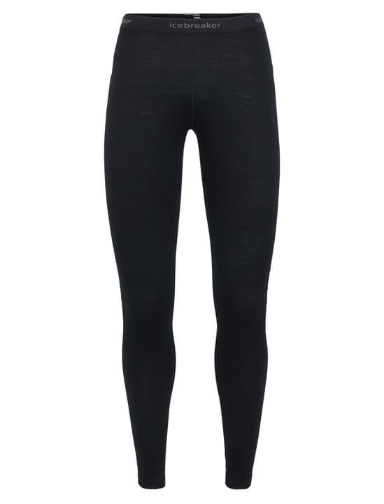 Oasis 200 Damen-Unterhose lang Icebreaker 477080100320 Farbe schwarz Grösse S Bild-Nr. 1