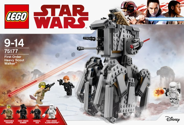 Lego Star Wars 75177 748850000000 Photo no. 1