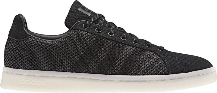 Grand Court Chaussures de loisirs pour homme Adidas 465400742020 Couleur noir Taille 42 Photo no. 1