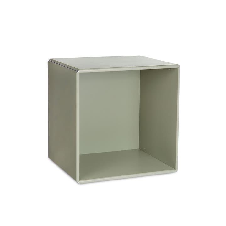 VIDO Wandkubus 362072000000 Grösse B: 33.0 cm x T: 40.0 cm x H: 40.0 cm Farbe Olive Bild Nr. 1