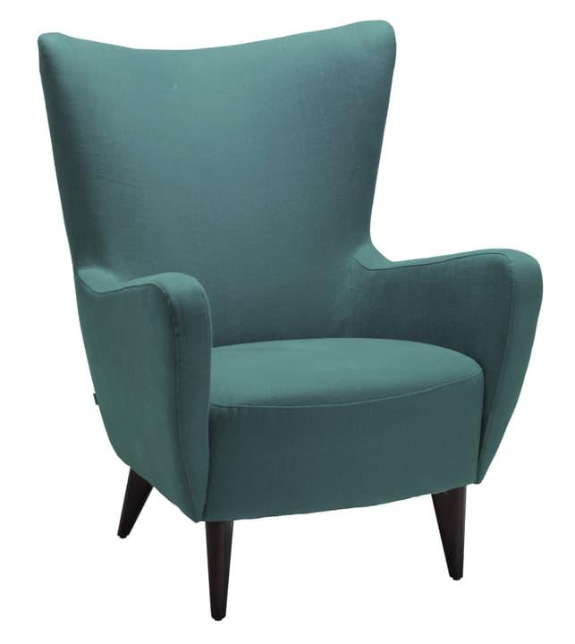 JANSEN Sessel 402440607066 Grösse B: 83.0 cm x T: 91.0 cm x H: 103.0 cm Farbe Petrol Bild Nr. 1