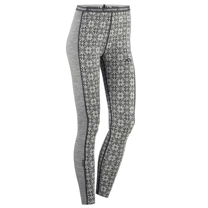 Rose Damen-Unterhose lang Kari Traa 477083100380 Farbe grau Grösse S Bild-Nr. 1