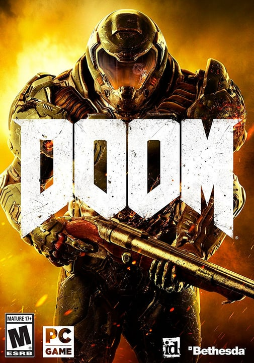 PC - DOOM Digital (ESD) 785300133785 Bild Nr. 1
